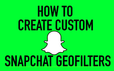 Creating Custom Geofilters on Snapchat | 5 Minutes